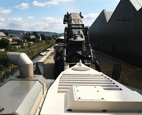 Fraiseuse W100F - Fraisage Services