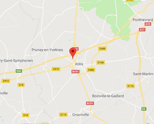Fraisage Services Zone de la Fontaine chaude - Ablis